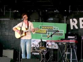 Laneway Festival - SXSW. Image by Dan Wilkinson www.hotndelicious.com