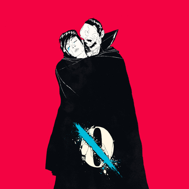 QOTSA - My God Is The Sun
