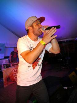 Seth Sentry live at The Aussie BBQ