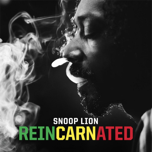 Snoop Lion - 'Reincarnated'