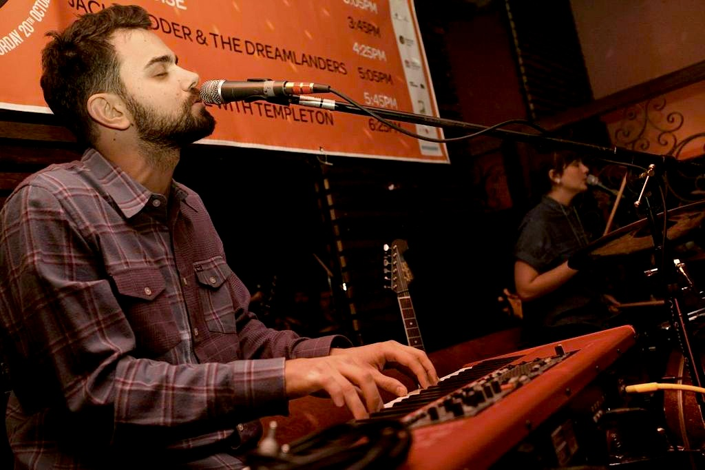 Big Scary at The Aussie BBQ - CMJ 2012