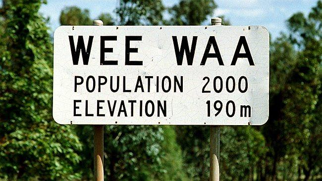 Wee Waa