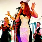 Clairy Browne & The Bangin' Rackettes live at SXSW