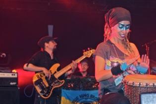 Blue King Brown live at Pyramid Rock