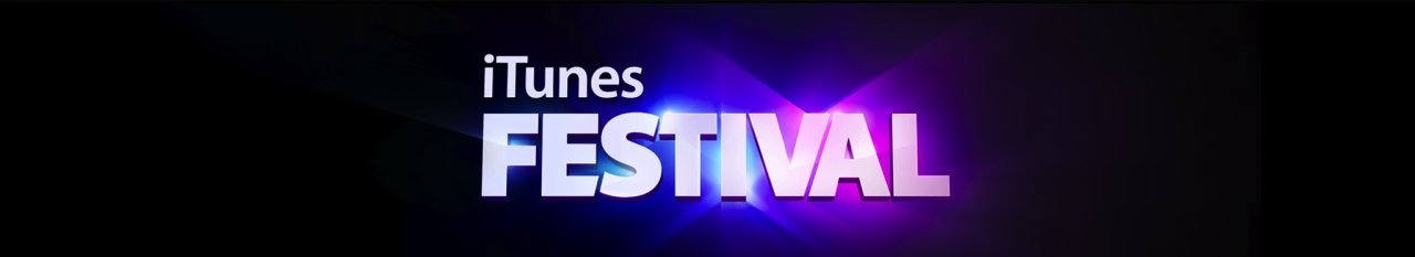 iTunes Festival 2013 Line-up