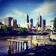 Ludlow. Southbank, Melbourne (Australia)