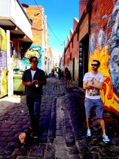 Artists Lane, Melbourne. Photo credit: Dan Wilkinson (Hot & Delicious Group) © www.hotndelicious.com