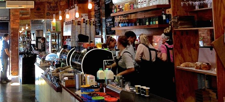 Di Bella Coffee Roasting Warehouse