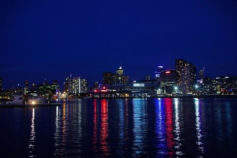 Etihad Stadium. Docklands, Melbourne. Photo credit: Dan Wilkinson (Hot & Delicious Group).