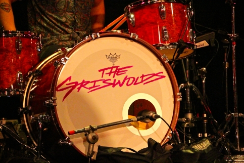 The Griswolds rock The Corner Hotel. Photo Credit: Dan Wilkinson https://hotndelicious.wordpress.com/