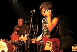 The Griswolds rock The Corner Hotel. Photo Credit: Dan Wilkinson https://hotndelicious.wordpress.com/