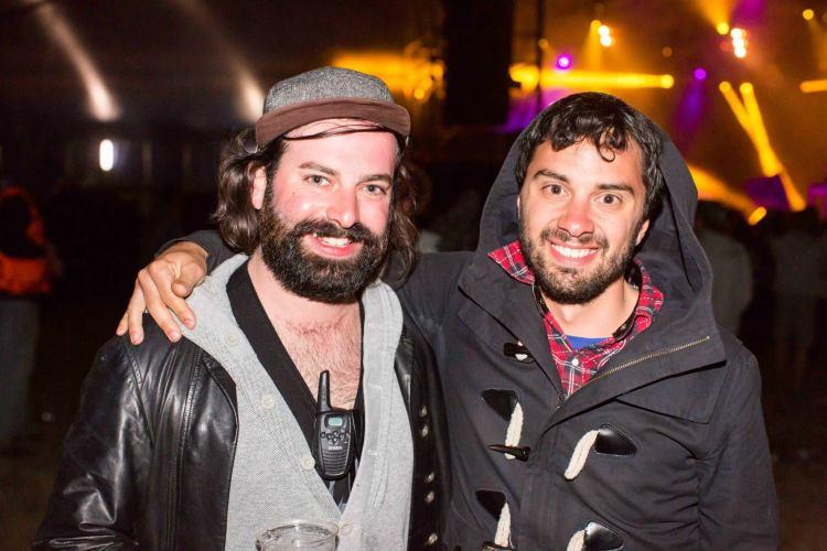 Zac Abroms and Ryan Manu - Pyramid Rock Festoval 2012/13