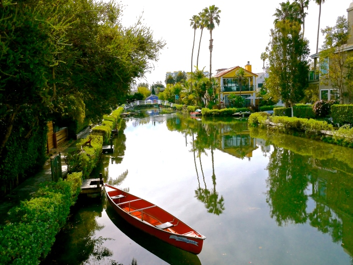 Escape to LA - Venice, California. Photo credit: Dan Wilkinson (Hot & Delicious Group)  https://hotndelicious.wordpress.com/