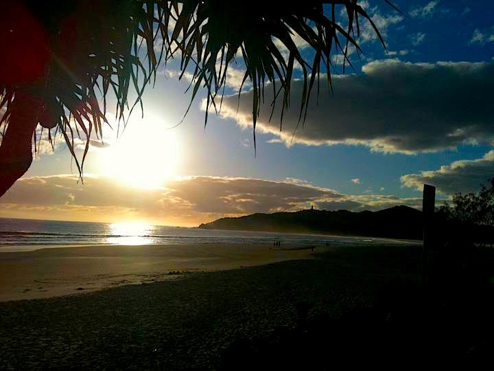 Byron Bay - my happy place. Photo credit: Dan Wilkinson (Hot & Delicious Group)  https://hotndelicious.wordpress.com/