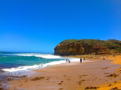 Bells Beach, Australia. Photo credit: Dan Wilkinson (Hot & Delicious Group) https://hotndelicious.wordpress.com/