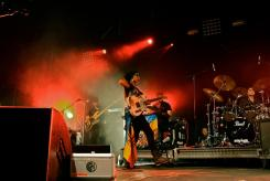 Blue King Brown live at Pyramid Rock Festival. Photo Credit: Dan Wilkinson (Hot & Delicious Group)