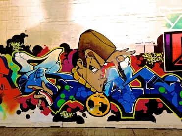 Artists: Trem + Duke Style collab - The Paterson Project