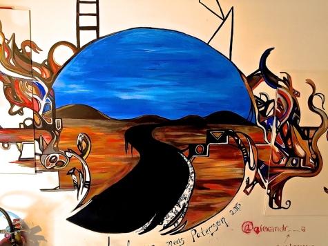 Artist: Alexandra Lederman - The Paterson Project