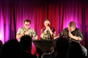 The Dollop with Dave Anthony, Gareth Reynolds & Patton Oswalt at LA PodCast Festival