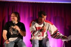 Comedy Film Nerds live at LA PodFest