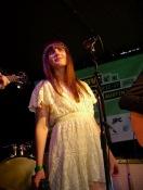 Falls live at SXSW. Photo credit: Dan Wilkinson