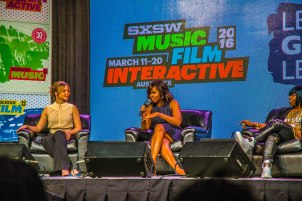 Click for more photos of Michelle Obama's SXSW Keynote Conversation #LetGirlsLearn