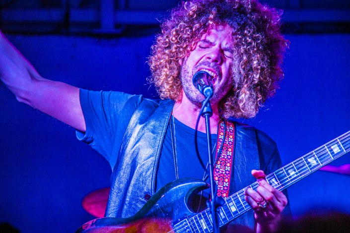 Click for more photos of Wolfmother live at Easy Tiger #SXSW
