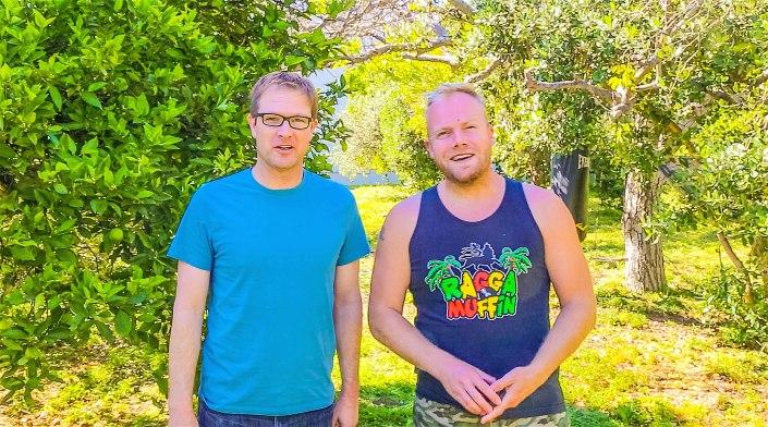 LA podcast with Troy Conrad - creator of The Setlist TV Show.