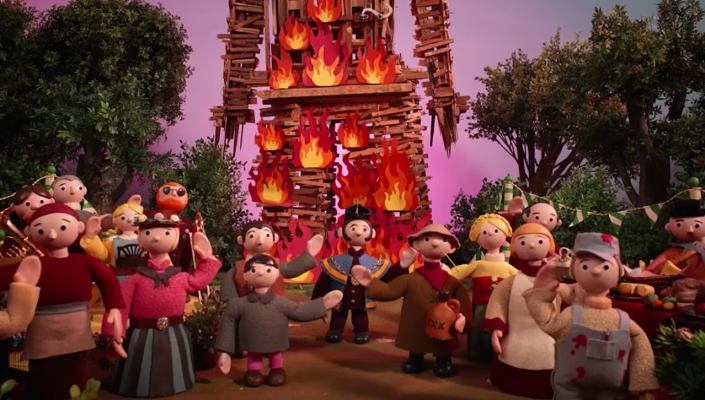 Radiohead release 'Burn The Witch'.