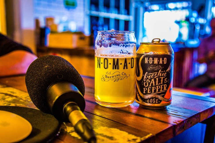 Nomad Brewing Co-Founder Kerrie Abba joins as our guest on the Hot & Delicious: Rocks The Planet! podcast in Sydney.