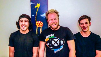 Little Sea guest on the Hot & Delicious: Rocks The Planet! podcast in Sydney to chat about their upcoming Twitter Live Stream Concert #LittleSeaVirtual https://hotndelicious.com/