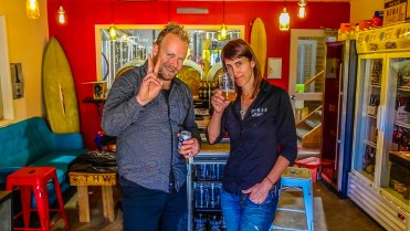 Nomad Brewing Co-Founder Kerrie Abba joins as our guest on the Hot & Delicious: Rocks The Planet! podcast in Sydney https://hotndelicious.com/