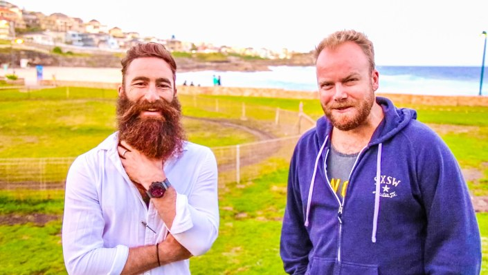 Jimmy Niggles - Beard Season founder joins the Hot & Delicious: Rocks The Planet! podcast in Sydney.