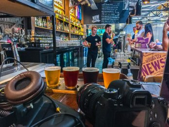 Hot & Delicious: Rocks The Planet! podcast with Newstead Brewing Co's Mark Howes.