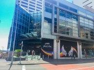Westfield Bondi Junction Mardi Gras street art. A masterclass in experiential brand activation!