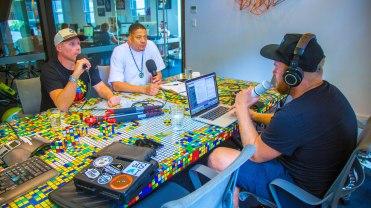 Krafty Kuts + Chali 2NA (J5) on Hot & Delicious: Rocks The Planet in Bondi Beach