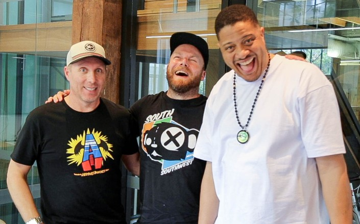 119 Krafty Kuts + Chali 2NA from Jurassic 5 live in Bondi