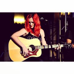 Leah Martin-Brown - Evol Walks leader singer & Viper Room talent buyer. Photo courtesy of @adventuresinplasticland