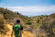 Sam Clark, Dan Wilkinson & crew takes to Los Liones Canyon in Los Angeles.