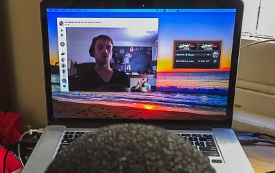 Sam Clark live from Los Angeles on Hot & Delicious: Rocks The Planet!