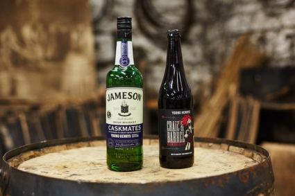 Jameson Irish Whiskey x Young Henrys Brewery announce new whiskey release.