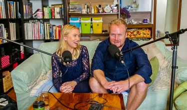 Holly Stephens (Triangles XYZ founder + entrepreneur) joins Hot & Delicious: Rocks The Planet!
