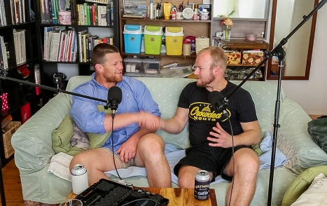 NSW Waratahs + Wallabies rugby union prop, Paddy Ryan joins the Hot & Delicious Rocks The Planet!