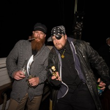 Beard Season launch on Sydney Harbour. Photo Credit: vixpixphotography.com