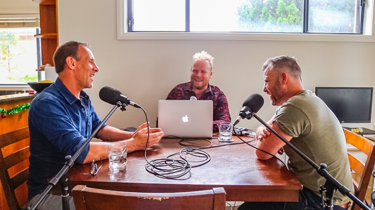 'Becoming Colleen' podcast with writer, director and producer Ian Thomson.