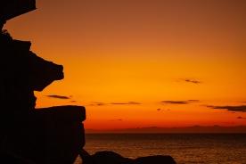 Ben Buckler sunrise by @hotndelicious. Ben Buckler, Sydney, Australia. Prints available on request. info@hotndelicious.com