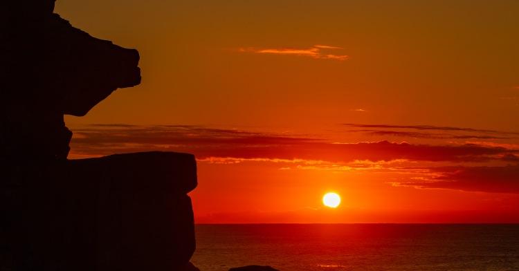 Ben Buckler sunrise by @hotndelicious