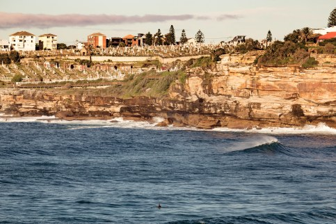 Bondi to Bronte sunrise with 290720 by @hotndelicious