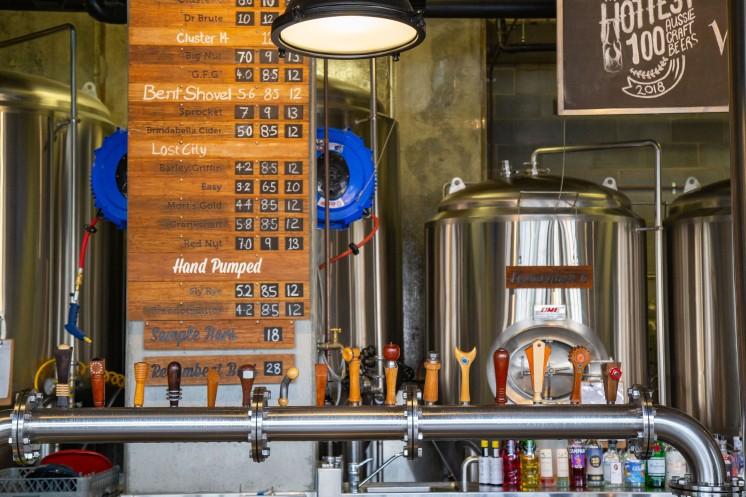 BentSpoke Brewing Co image by @craftbeerlovin'