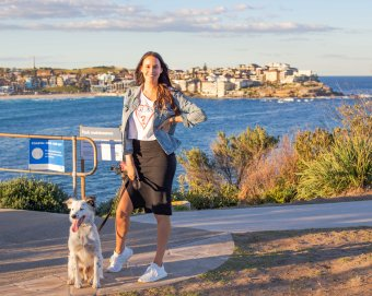 Bondi Pupperazzi launches with F45's Lauren Vickers + Kye